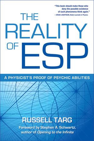 """Il primo libro tradotto e pubblicato in Italiano da CorvoBianco è: """"The reality of Esp"""""""